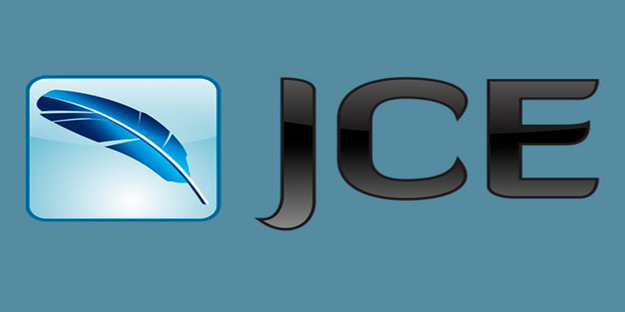 Icons in JCE editor niet zichtbaar