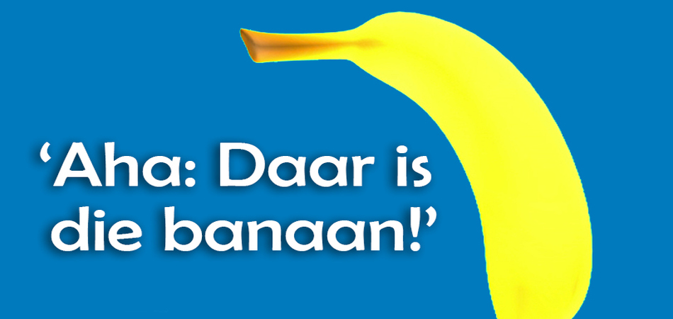 Wat bedoelt men met de term 'Marketing Banaan'?