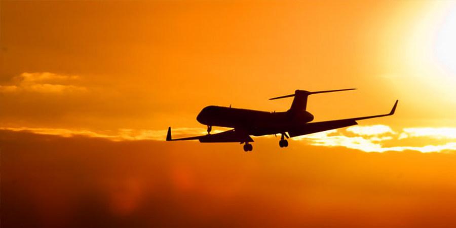 Ik ben niet gek....ik ben een vliegtuig!