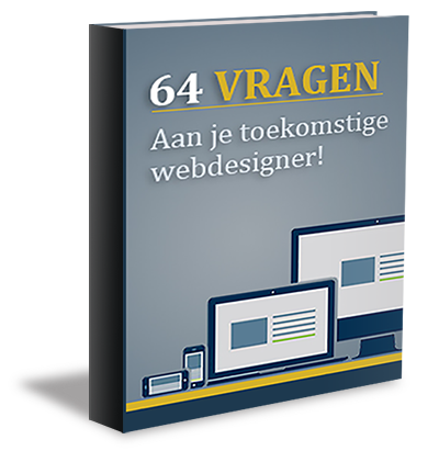 Vragen aan je webdesigner