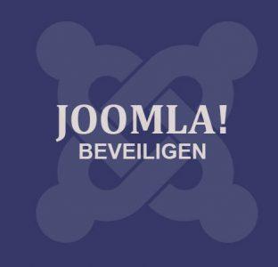 Joomla Beveiligen