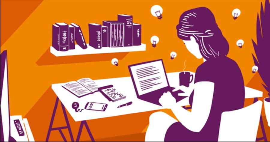 Het verschil tussen copywriting, content writing en bloggen