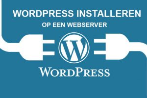 wordpress-installeren-server