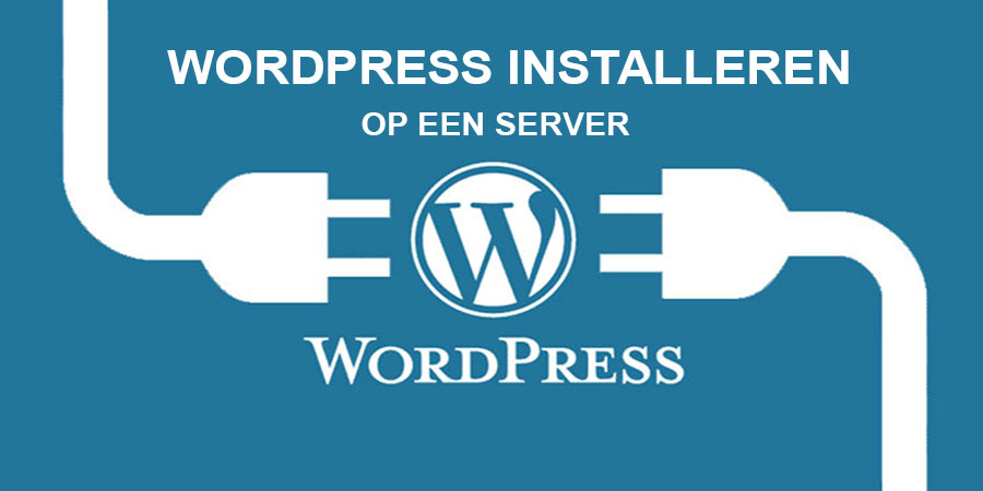 WordPress installeren op een server – WordPress Tutorial